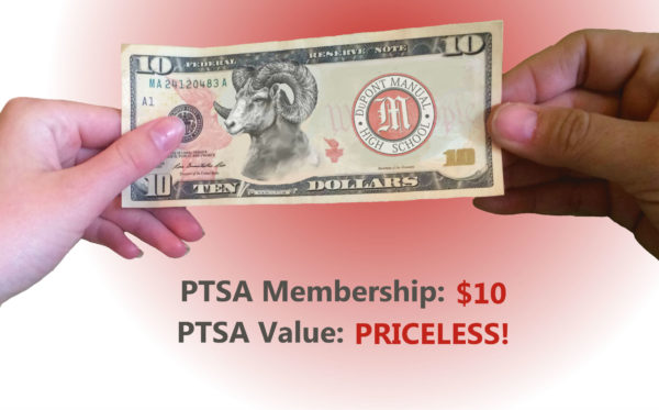 PTSA Priceless Value