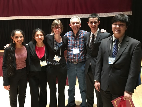 Manual MST Students Advance to ISEF
