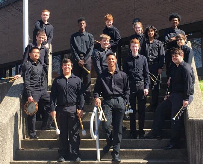 YPAS Percussion Ensemble