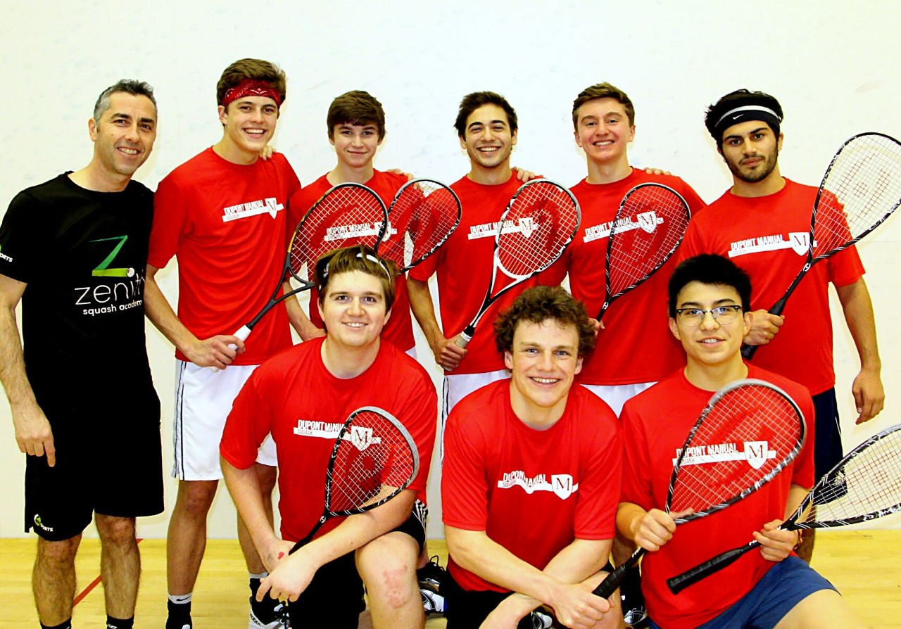 Squash Team To Compete In National Championships