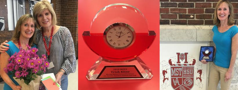 Trish Kline MOVE Award