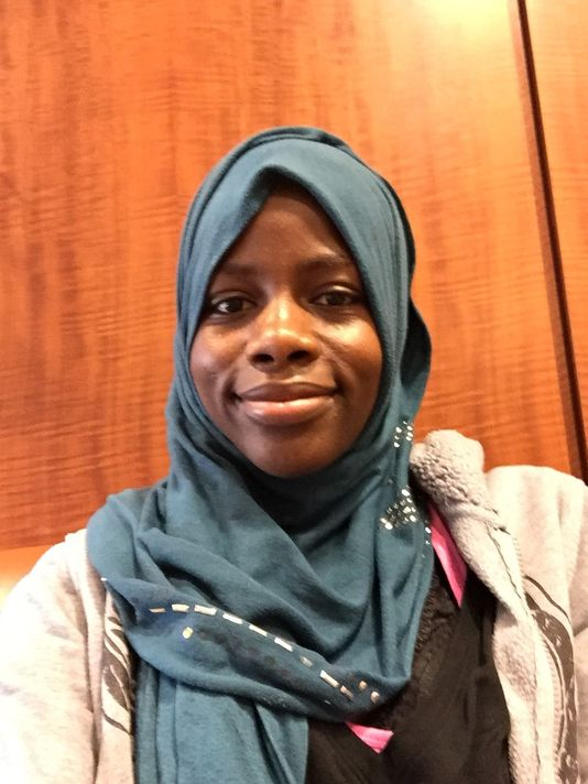 Senior Khadija Abdullahi wins national Scholastic Gold Medal for personal essay!