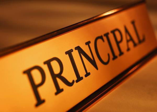 Principal Selection Process on Schedule