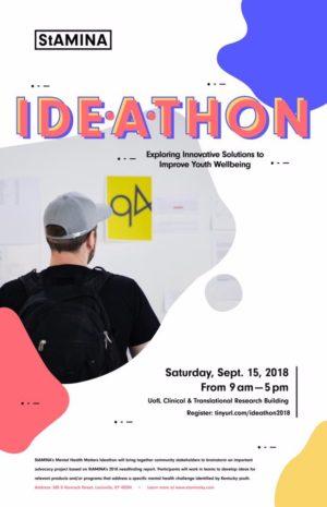 StAMINA Ideathon
