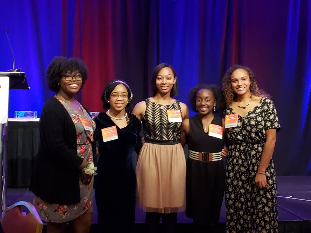 5 Manual students receive 2018 YMCA Youth Character Awards/Scholarships