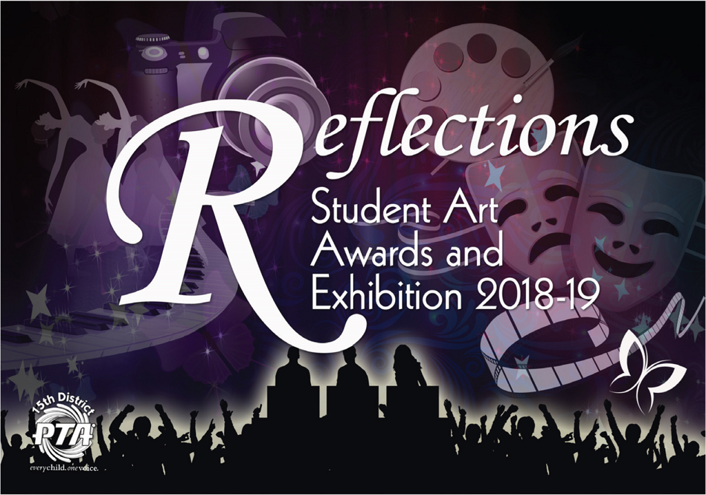 10 Manual students win district Reflections awards